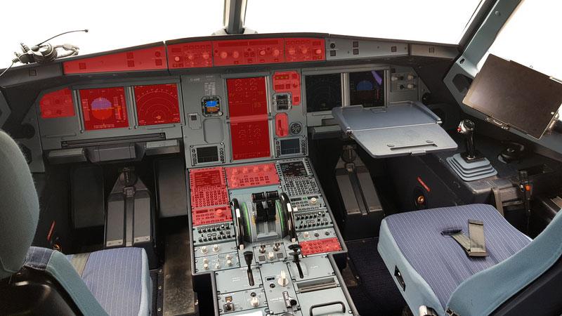 Cockpit DE